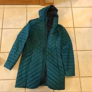 North Face size medium down jacket